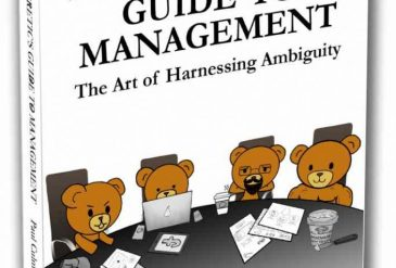 Harness Ambiguity with Paul's latest book